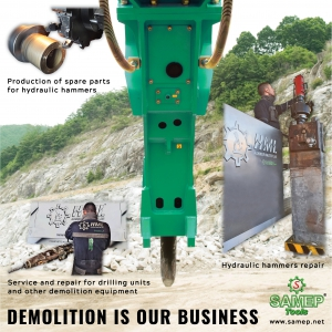 Demolition is our business