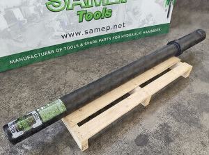 PILING TOOL manufactured according to customer's specifications