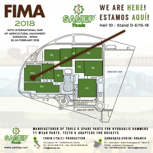 FIMA 2018: We are here!